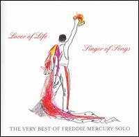 FreddieMercury/LoverofLife,SingerofSongs:TheVeryBestofFreddieMercurySolo(CD)