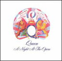 【Aポイント+メール便送料無料】クイーン Queen / A Night at the Opera (輸入盤CD)【YDKG-u】