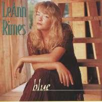【輸入盤CD】【ネコポス100円】LeAnn Rimes / Blue (リアン・ライムス)