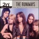 【Aポイント+メール便送料無料】ランナウェイズ Runaways / Millennium Collection (輸入盤CD)...