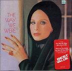 【輸入盤CD】【ネコポス100円】Barbra Streisand / The Way We Were (バーブラ・ストライサンド)