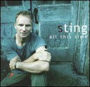 【Aポイント+メール便送料無料】スティング Sting / All This Time (輸入盤CD)