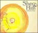 【メール便送料無料】She & Him / Volume One (輸入盤CD)(シー&ヒム)