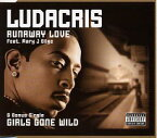 【メール便送料無料】Runaway Love / Ludacris Featuring Mary J. Blige【CD Single】【★】(リュダクリス)【割引中】