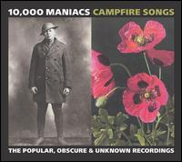 【輸入盤CD】10,000 Maniacs / Campfire Songs: Popular Obscure Unknown Recording (10000マニアックス)
