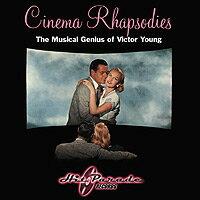[郵件班次郵費免費]Victor Young/Cinema Rhapsodis: Musical Genius Of Victor Young(進口盤CD)(維克多·年輕人)