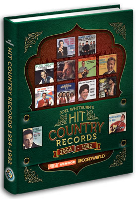 Hit Country Records 1954-1982 (HARDCOVER)