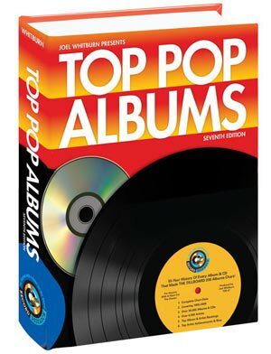 THE BILLBOARD ALBUMS 7th Edition 1955-2009 (HARDCOVER)