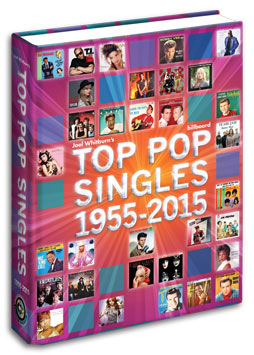 TOP POP SINGLES 1955-2015 (Hardcover)