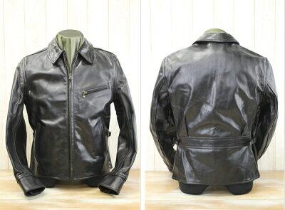キムタク着のAERO LEATHER (エアロレザー)レザージャケット
