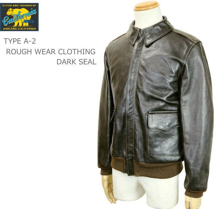 メンズファッション, コート・ジャケット RAINBOW COUNTRY TYPE A-2 ROUGH WEAR CLOTHING RCL-10072 DARK-SEAL