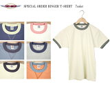 TOYS McCOY PRODUCT トイズマッコイプロダクト SPECIAL ORDER RINGER TEE スペシャルオーダー リンガーTシャツ TMC1935 7color 送料無料