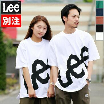 40%OFF Lee リー Tシャツ 半袖 メンズ レディース ユニセックス ビッグロゴ GLT078-1 ジーンズショップアメリカ屋 別注品番