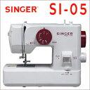SINGERシンガー電動ミシン【SI05】シンガーコンパクトミシン(SI-05)[isda]