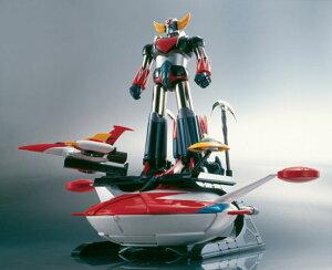 超合金魂 GX-04S UFOロボ グレンダイザー 宇宙の王者セット(再販)[バンダイ]《在庫切れ》
