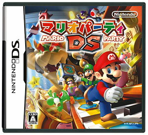 NDS Mario Party DS(Back-order)