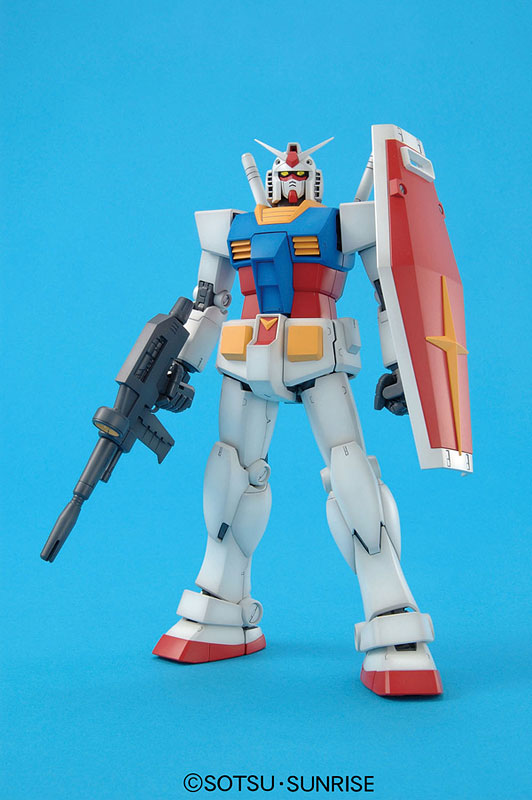 MG 1/100 RX-78-2 ガンダム Ver.2.0 プラモデル(再販)[バンダイ]《取り寄せ※暫定》