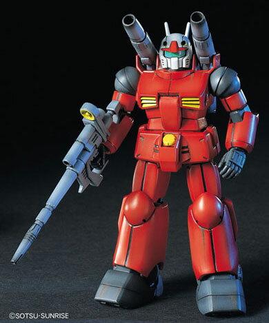 HGUC 1/144 Guncannon Plastic Model(Back-order)(HGUC 1/144 ガンキャノン プラモデル)
