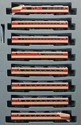 10-530 151系「こだま・つばめ」8両基本セット(再販)[KATO]【送料無料】《05月予約》