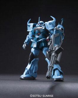HGUC 1/144 Gouf Custom Plastic Model