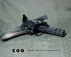 1/6スケールミリタリーフィギュア用アクセサリー M134ミニガン 単品[COO Model]…