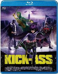 BD キック・アス Blu-ray 特典DVD付 2枚組[東宝]《取り寄せ※暫定》