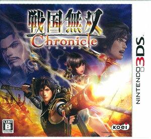 3DS Samurai Warriors Chronicles(Released)(3DS 戦国無双 Chronicles)