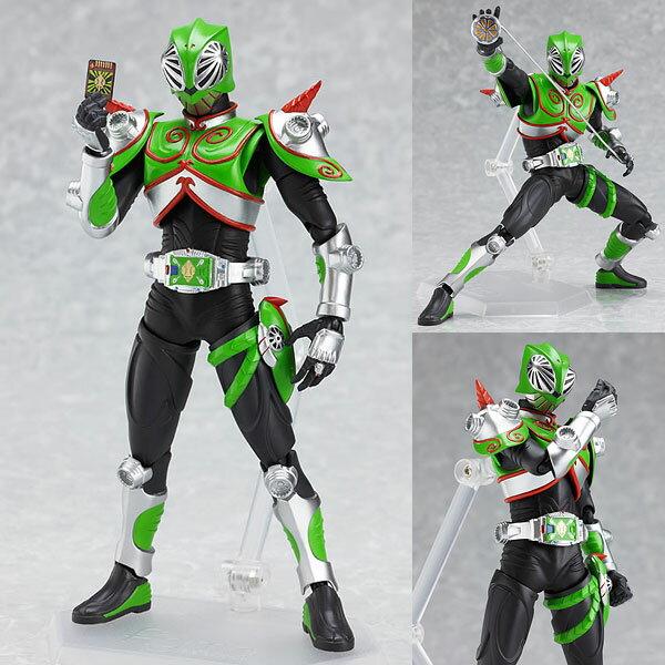 figma - Kamen Rider Camo (from Kamen Rider: Dragon Knight)(Released)(figma 仮面ライダーキャモ 『仮面ライダードラゴンナイト』より)