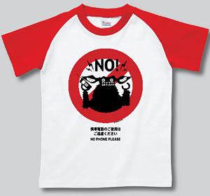 ウルトラ ピクトサインTシャツ ギャンゴ(携帯電話禁止)-M[インスパイア]《取り寄せ※暫定》