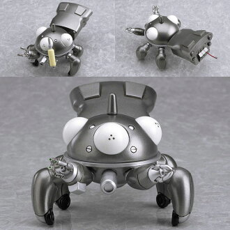 Nendoroid - Ghost in the Shell STAND ALONE COMPLEX: Tachikomans Silver version (Released)(ねんどろいど 攻殻機動隊S.A.C. タチコマンズ・シルバー)