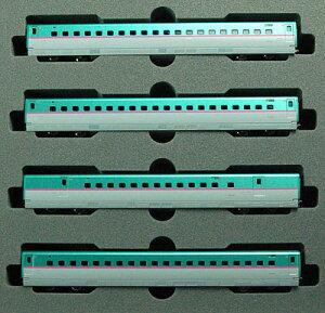 10-859 E5系新幹線「はやぶさ」増結セットB(4両)[KATO]《取り寄せ※暫定》