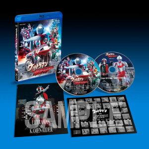 BD ウルトラマンVS仮面ライダー (Blu-ray Disc)[バンダイビジュアル]《取り寄せ※暫定》