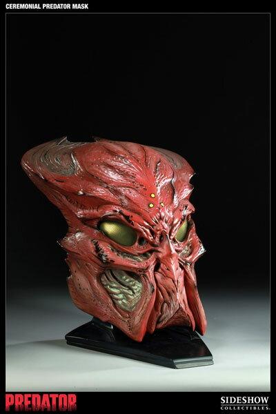 Predators - 1/1 Scale Prop Replica: Ceremonial Predator Mask(Back-order)(プレデターズ 1/1スケールプロップレプリカ セレモニアル・プレデター・マスク 単品)