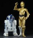 スター・ウォーズ ARTFX+ R2-D2+C-3PO PVC塗装済み簡易組立キット[コトブキヤ]《12月予約》