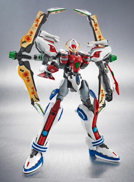 Super Robot Chogokin - Genesis of Aquarion - Solar Aquarion(Back-order)(スーパーロボット超合金 創聖のアクエリオン ソーラーアクエリオン)