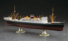 1/350 日本郵船 氷川丸 プラモデル[ハセガワ]《発売済・在庫品》