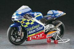 プラモデル 1/12 2001 Honda NSR250チーム テレフォニカ モビスター ホンダ(2001 WGP250チャン...