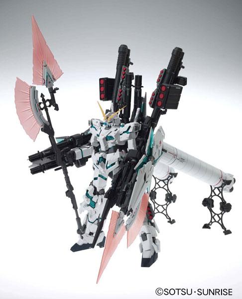 MG 1/100 RX-0 Full Armor Unicorn Gundam Var.Ka Plastic Model from Gundam UC (Unicorn)(Released)