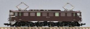 9121 EF60 0形(2次形・茶色)[TOMIX]《取り寄せ※暫定》