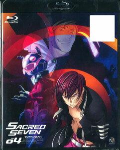 BD セイクリッドセブン Vol.4 豪華版 (Blu-ray Disc)[バンダイビジュアル]《取り寄せ※暫定》