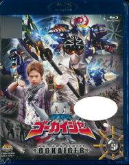BD スーパー戦隊シリーズ 海賊戦隊ゴーカイジャー VOL.5 (Blu-ray Disc)[東映]《取り寄せ※暫定》