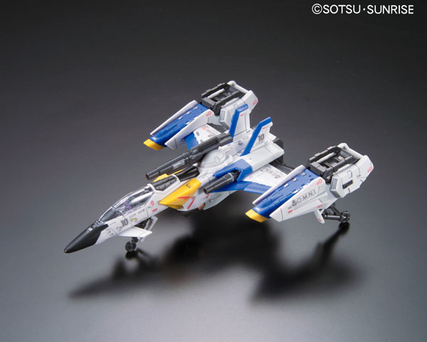 "RG 1/144 FX550 Sky Grasper Launcher / Sword Pack Plastic Model from ""Mobile Suit Gundam SEED""(Released)(RG 1/144 FX550 スカイグラスパー ランチャー/ソードパック プラモデル 『機動戦士ガンダムSEED』)"