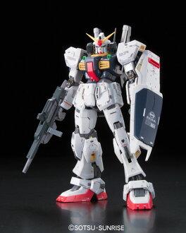 "RG 1/144 RX-178 Gundam Mk-II (A.E.U.G. Style) Plastic Model  From ""Mobile Suit Zeta Gundam""(Released)(RG(リアルグレード) 1/144 RX-178 ガンダムMk-II(エゥーゴ仕様) プラモデル 『機動戦士Zガンダム』より)"