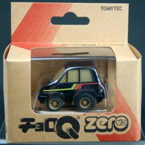 チョロQ zero Z-04e Honda シティR(黒)[トミーテック]《発売済・在庫品》