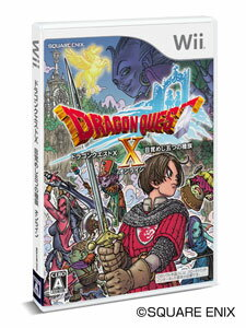 Wii ドラゴンクエストX 目覚めし五つの種族 オンライン(ソフト単品版)[スクウェア・エニック...