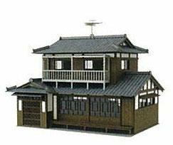 鉄道模型, ストラクチャー・レイアウト  -3MK05-28