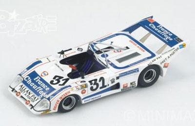 車, ミニカー・トイカー  143 T297 BMW 1979 24 31 D.LacaudM.Lateste