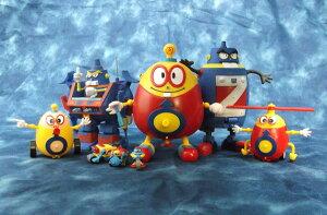 プラモデル ロボダッチ DXセット Vol.1(たまたまタマゴロー、ロボZ、モビルZ 3点セット)(再...