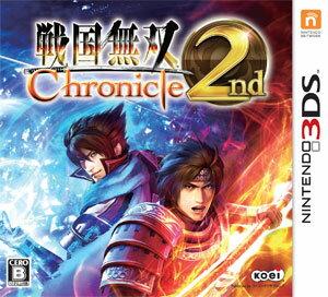 3DS【初回封入特典付き】戦国無双Chronicle2nd[コーエーテクモゲームス]《09月予約》