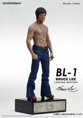 1/6 ブラックレーベル BL-1 ブルース・リー スタチュー 単品[エンターベイ]《09月仮予約》